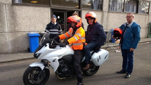 Campagne Veilig Motorrijden