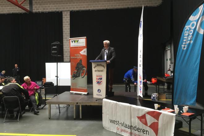 toespraak gouverneur voorstelling campagne Veilig Motorrijden
