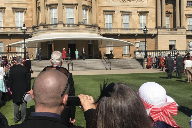 Garden Party Buckingham Palace