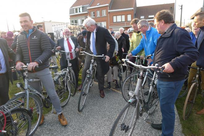 Campagne 'fietstoerisme in harmonie'