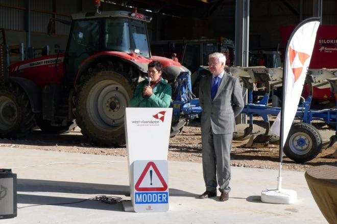 campagne 'modder op de weg'