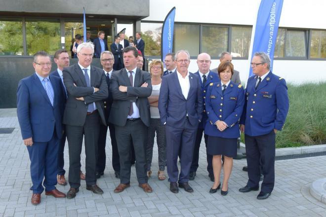 opening nieuwe kantoren scheepvaartpolitie