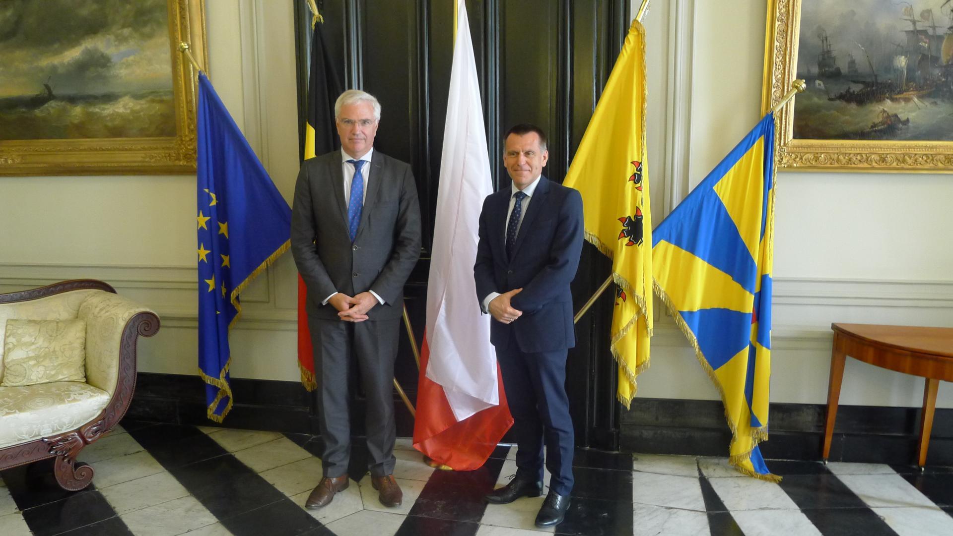 Ambassadeur van Polen