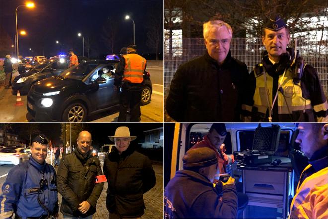 West-Vlaams weekend zonder alcohol en drugs in het verkeer