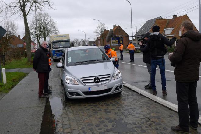 controle verkeersveilige week