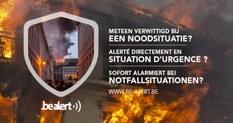 Banner B-Alert