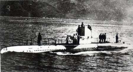 UB29  U-boot Archiv Cuxhaven